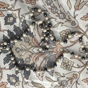 Park Lane mixed pearl necklace